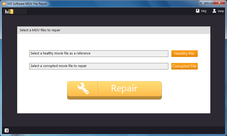 Best in class MOV file repair tool