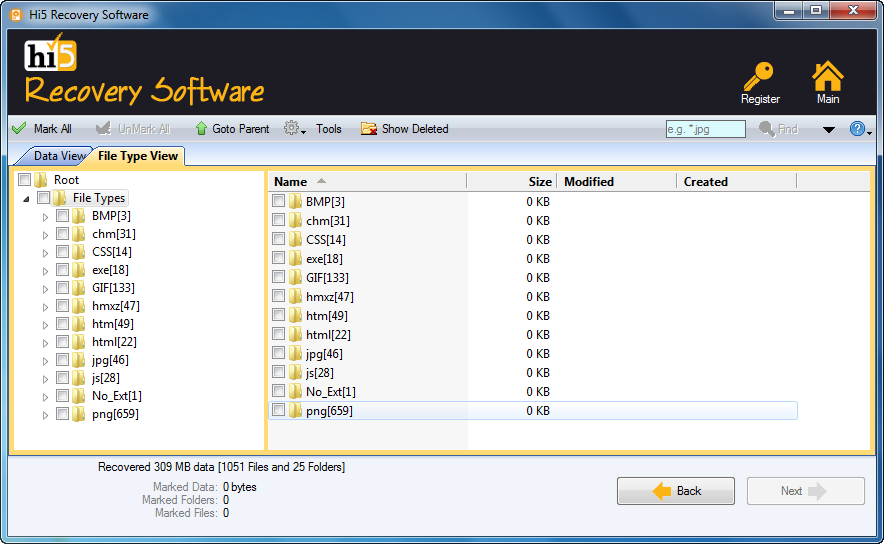 Hi5 Partition Recovery Software